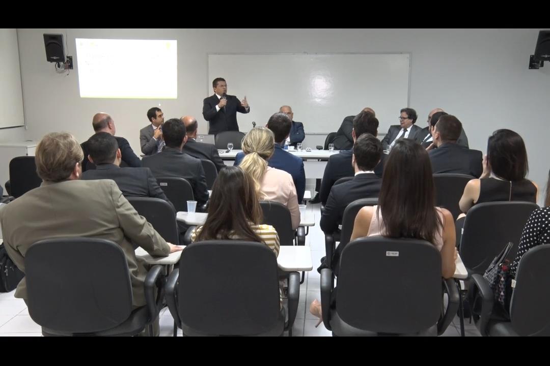 Conselheiro do CNJ abre curso de formação dos novos juízes
